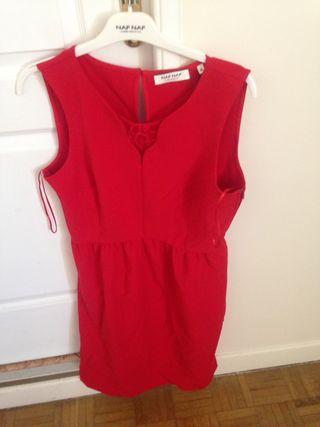 Red dress Naf Naf