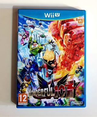 The Wonderfull 101 - Wii U