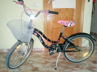 Bicicleta Monster High 20'