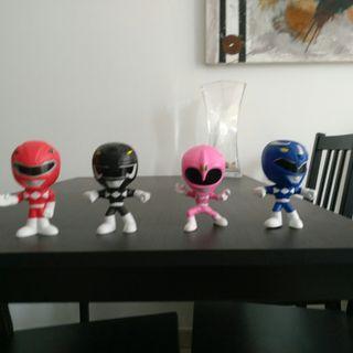 Funko power rangers