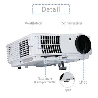 Proyector LESHP RD-804