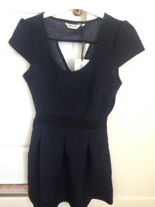 Black dress Naf Naf