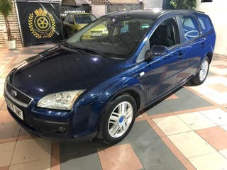 Ford Focus wagon 1.6tdci 109cv año 2007