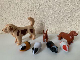 Playmobil conjunto de animales