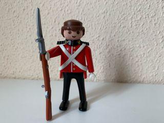 Playmobil soldado Victoriano.
