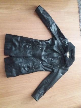 chaqueta de cuero M