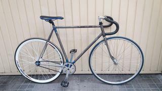 Bicicleta fixie Somec