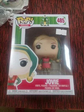 Funko Pop Jovie Elf