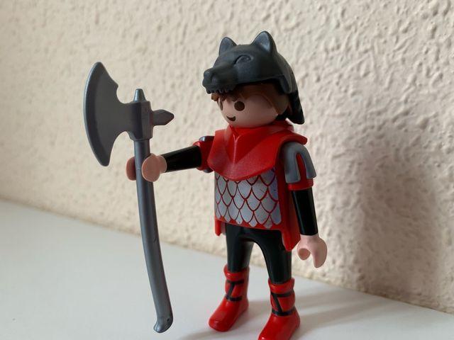 Playmobil bárbaro, vikingo
