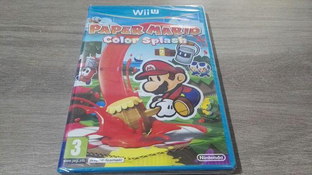 Super Paper Mario Wii U