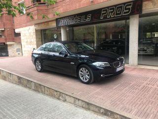 BMW 520d-NACIONAL-IMPECABLE-MUY EQUIPADO-