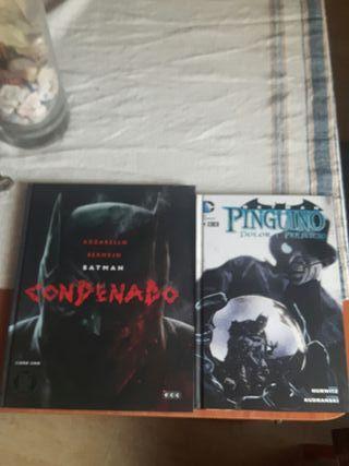 Batman Pack Comics