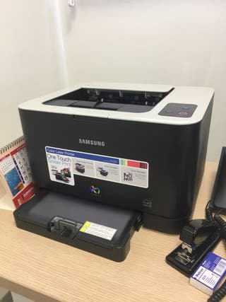 Impresora samsung CLP-325