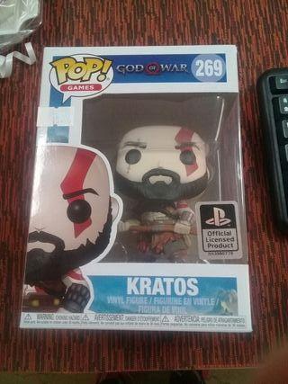 Funko Pop Kratos
