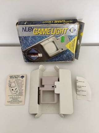 NUBY GAME LIGHT gameboy