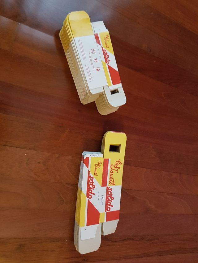 cajas solido miniaturas