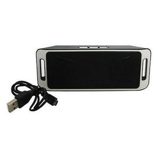 Altavoz Bluetooth Speaker MEGABASS A2DP Gris