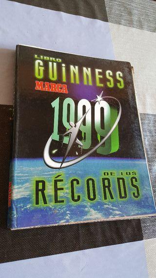 Guinness de los récords 1999