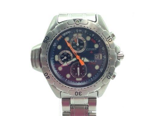 3b17cdbfe6df Reloj pulsera caballero citizen aqualand de segunda mano por 150 ...