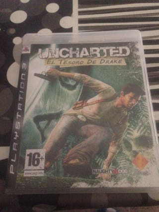 Videojuego ps3 uncharted