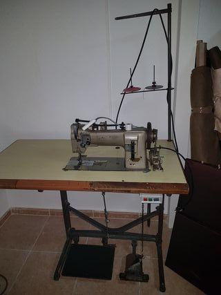 Maquina de coser PFAFF TRIPLE ARRASTRE
