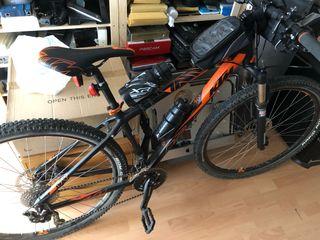 "Bicicleta montaña KTM Ultra LTD 29"""
