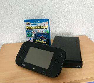 Wii U 32GB + Juego