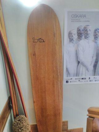 Tabla vintage de surf