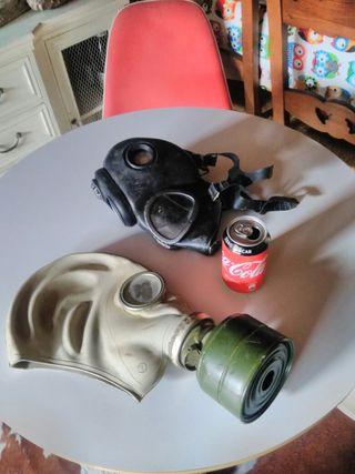 Mascaras gas