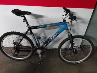bicicleta megamo xtr