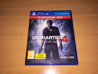uncharted 4 nuevo