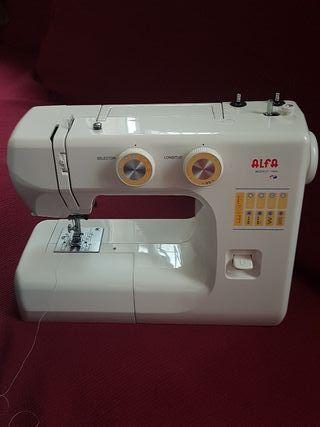 máquina alfa nueva sin usar