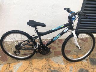 Bicicleta Teens 24 pulgadas