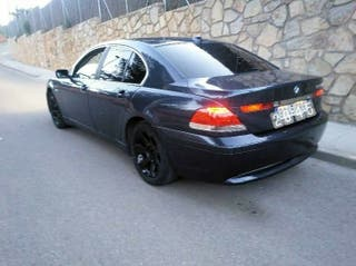 BMW Serie 7 2001