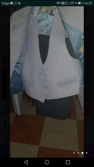 traje de corto