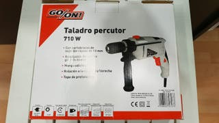 taladro percutor 710w