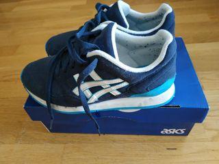 zapatillas niño 36 asics