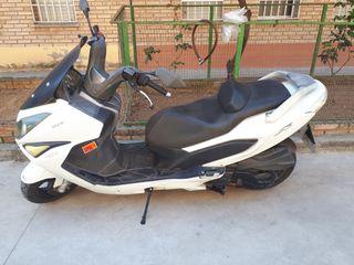 Moto Daelim S3 125cc
