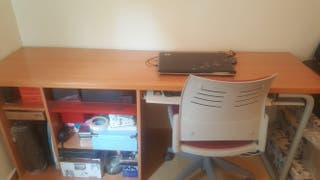 escritorio y silla