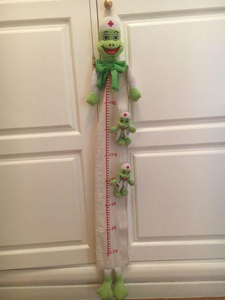 Muñeco medidor, 1,40 m