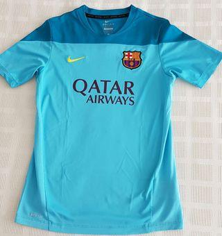 Camiseta oficial barsa Nike