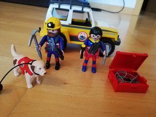 Playmobil guardabosques