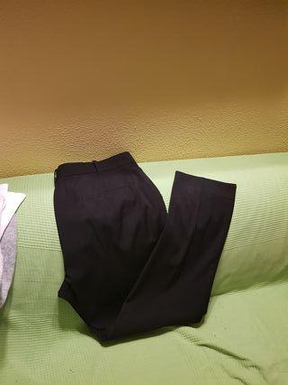 Pantalon Mango vestir mujer T.44 usado 2 eventos