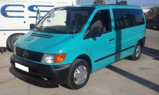 Mercedes-Benz Vito F Westfalia 2001