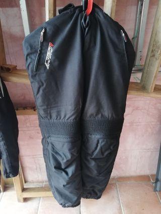 pantalón cordura A-pro talla 32