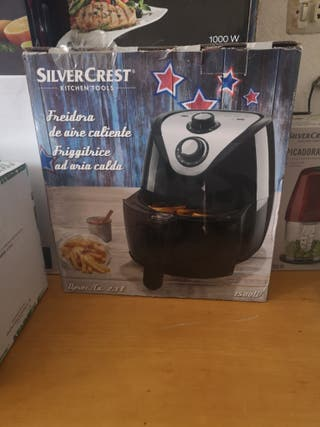 freidora de aire caliente silver crest