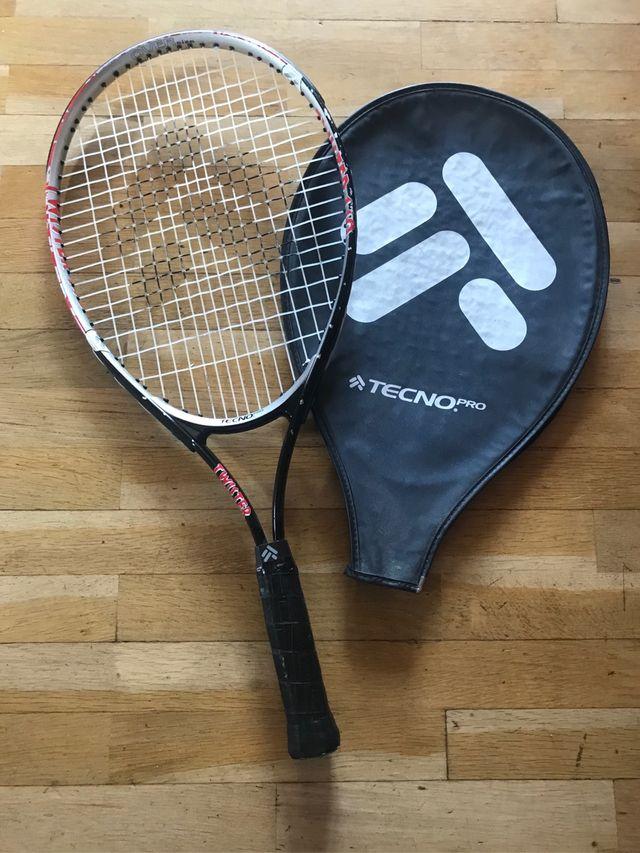 Raqueta tenis Tecno Pro Twister 140