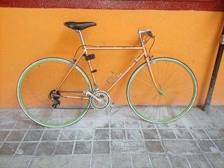 Bicicleta retro fixie