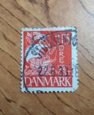Sello de Dinamarca