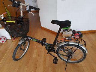 Bicicleta plegable folding park NEGOCIABLE